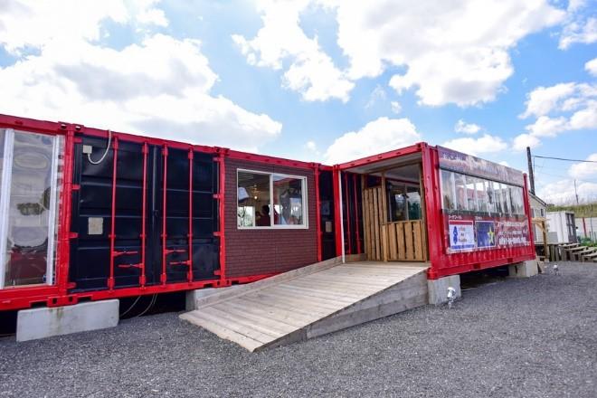 【愛犬とおでかけレポート】[千葉県千葉市] 「オリーブの森 ドッグラン&カフェ」大型犬でも店内OK!お友達とBBQも!