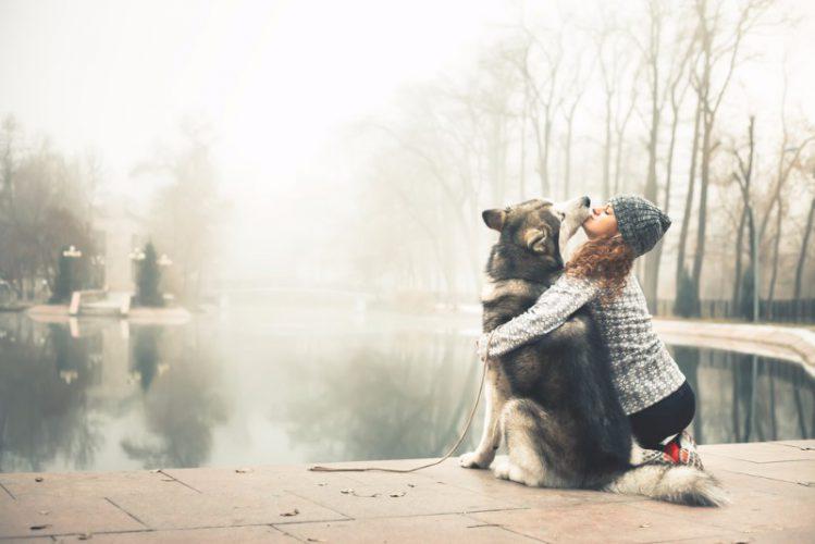 人と犬は関わるだけで幸せになる「愛情ホルモン」とは?
