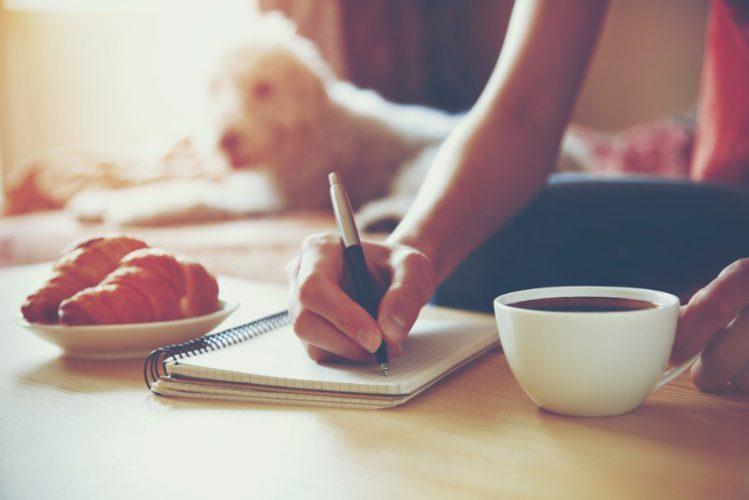 犬の健康手帳ノートをつくってみよう